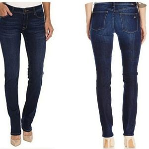 🎈💯DL 1961 CoCo Curvy Straight Jeans, NWT, S24